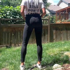 A&F Simone High Rise Super Skinny 28 | 6s